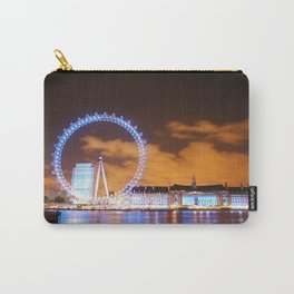 London Midnight Eye Carry-All Pouch