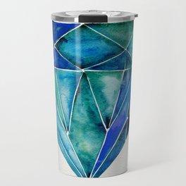 Aquamarine Travel Mug