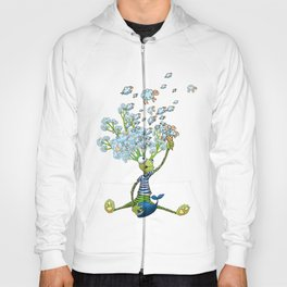 Misty mind Hoody