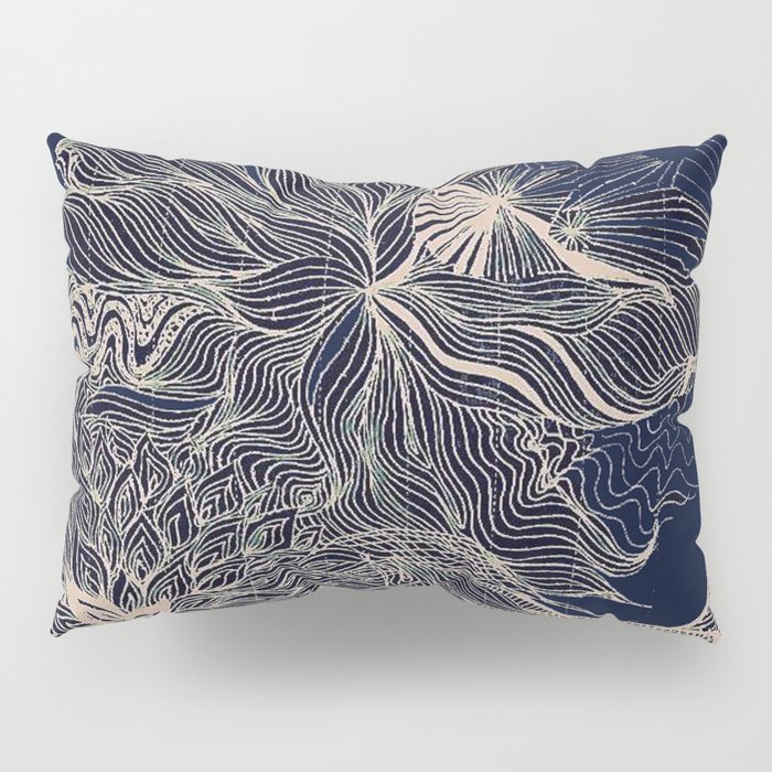 ..you will connect the dots eventually. Pillow Sham