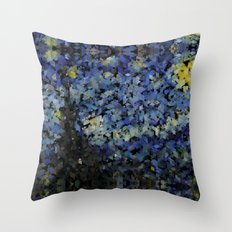 Panelscape Iconic - Starry Night Throw Pillow