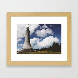 Mount Greylock III Framed Art Print