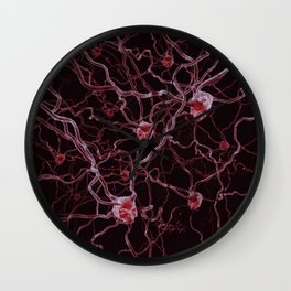 The Reaper Virus Wall Clock