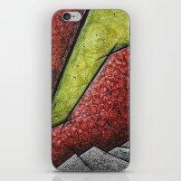 samus iPhone & iPod Skins featuring Samus by chris panila