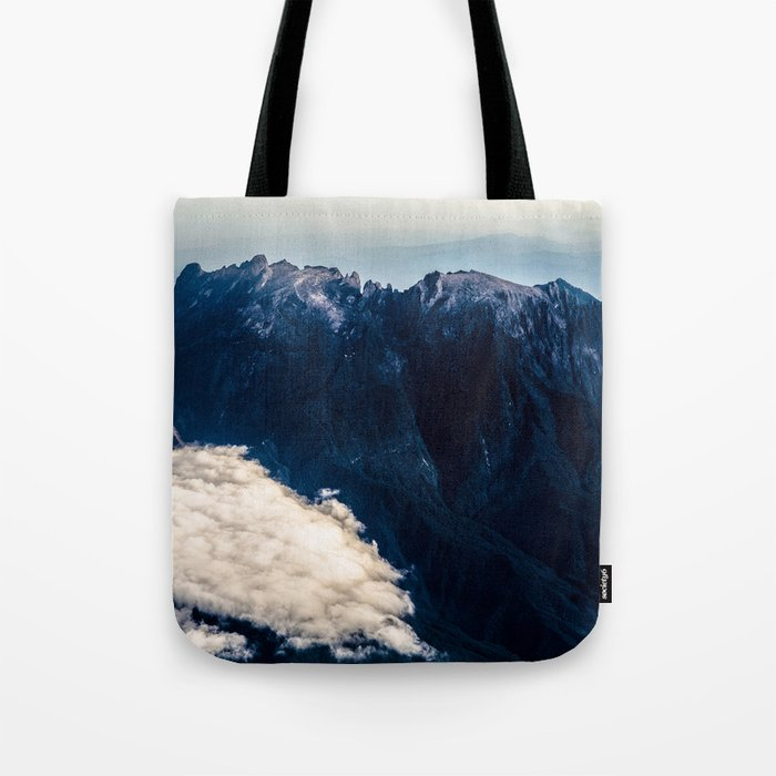 Misty Mountain Majesty Tote Bag