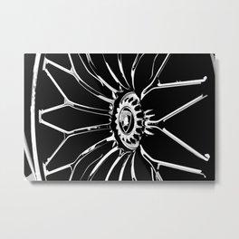 Aventador SV wheel  Metal Print