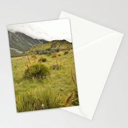 Grassy Landscape Stationery Cards
