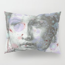 Sacred Youth Sketch Pillow Sham