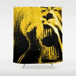 Beach Music Shower Curtain