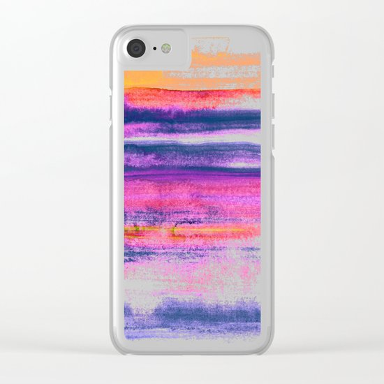 Dawn Clear iPhone Case