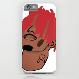 Carti - Whole Red iPhone Case