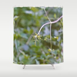Growth and Transformation Shower Curtain