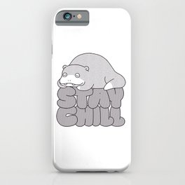 Stay Chill iPhone Case