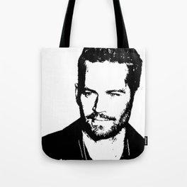 Paul Walker Tote Bag