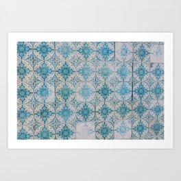 tile no.1 Art Print