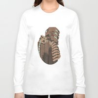 engineer Long Sleeve T-shirts featuring The Engineer by sens