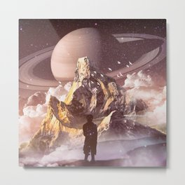 INFINITE WORLD #2 Metal Print