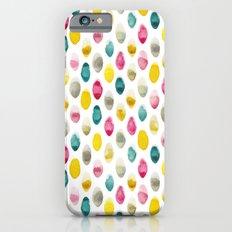 jewel drops iPhone 6s Slim Case