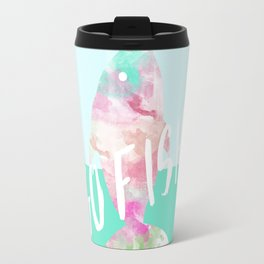 Go Fish With Quote #society6 Travel Mug