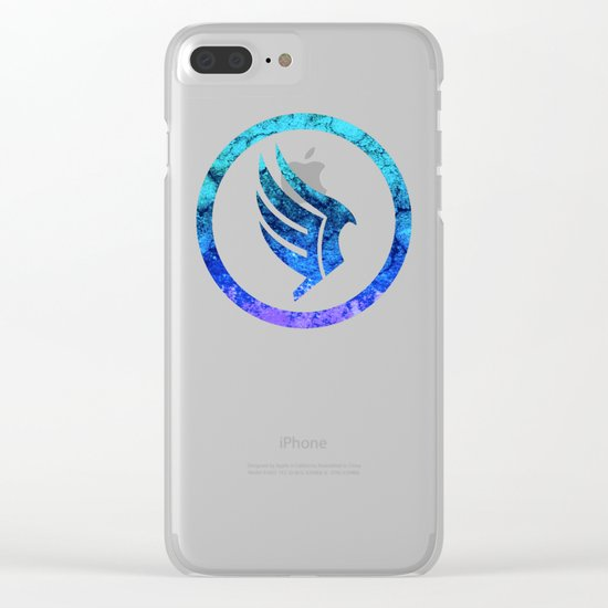 Mass Effect Paragon Clear iPhone Case