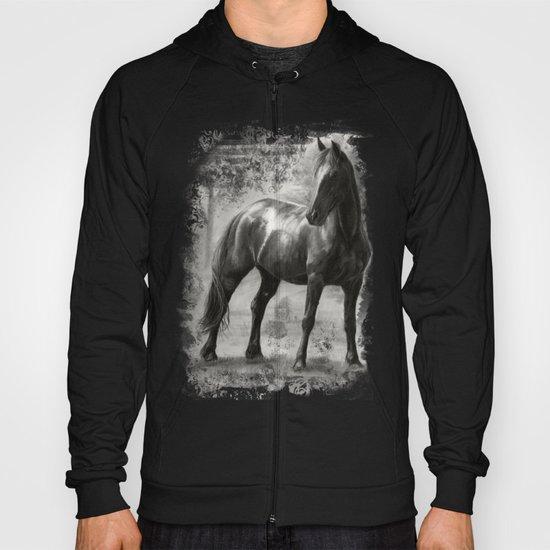 Horse V Hoody