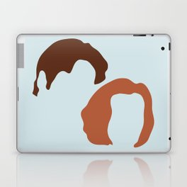 Mulder and Scully, X-Files Laptop & iPad Skin