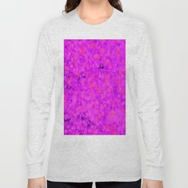 Violet flowers Long Sleeve T-shirt