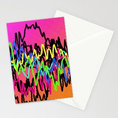 waves - ! Stationery Cards