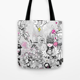 Pantheon Tote Bag