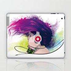 Listen. Laptop & iPad Skin