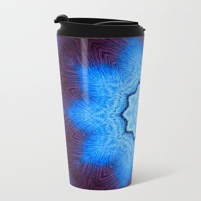 Vivid Metal Travel Mug