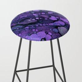 Purple River Bar Stool