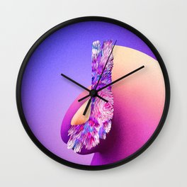 Monogram J Wall Clock