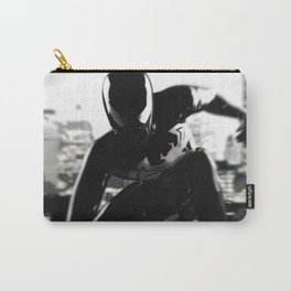 Black Spider Carry-All Pouch
