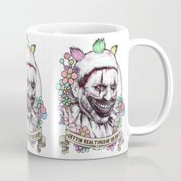 xoxo Twisty (color) Coffee Mug