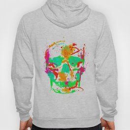 Dead Color Skull Hoody