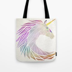unicorn cercle Tote Bag