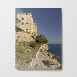 Cinque Terre, Monterosso, Italy Metal Print