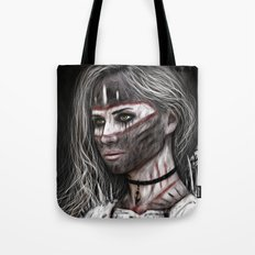 Ashes and What Once Was Tote Bag