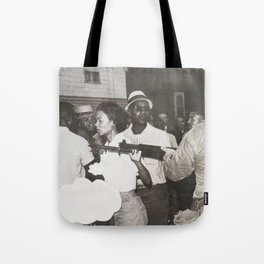 What Were You Thinking? 3 Tote Bag