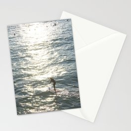 Ocean Shimmer Stationery Cards