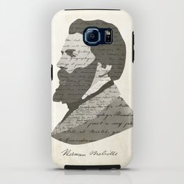 Herman Melville iPhone Case