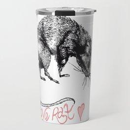 love rat Travel Mug