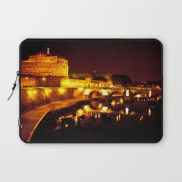 Castel sant'angelo Roma Laptop Sleeve