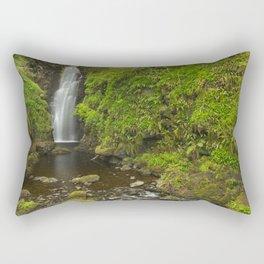 The Cranny Falls in Northern Ireland Rectangular Pillow