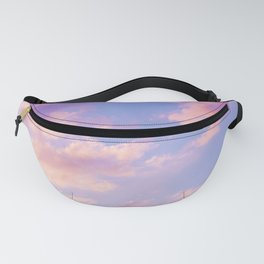 Miraculous Clouds #1 #dreamy #wall #decor #society6 Fanny Pack