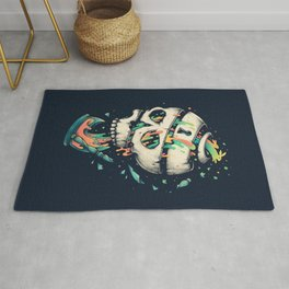 Fragile Delusion of Life and Death Rug