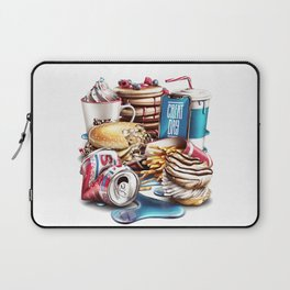 Cheat Day Laptop Sleeve