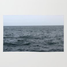 Stormy Waves Rug