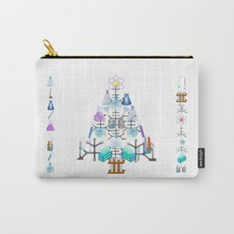 Oh Chemistry, Oh Chemist Tree Carry-All Pouch
